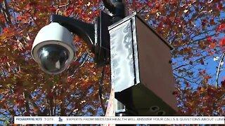New cameras set up around South Baltimore