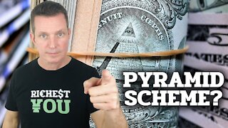 Do You Know How to Recognize a Multi Level Marketing Pyramid Scheme?