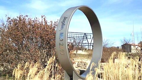 Joplin Tornado Memorial ~ Cunningham Park ~ Butterfly Garden