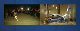Vigil for Las Vegas man killed in fatal crash