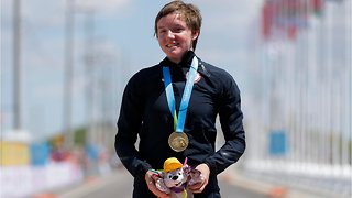 American Olympic Medalist Kelly Catlin Deat At 23