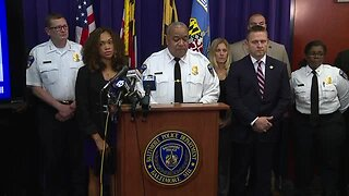 Watch: Press conference on arrests made in shooting of BPD Sergeant