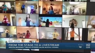 Arizona Broadway Theatre offering online musical courses