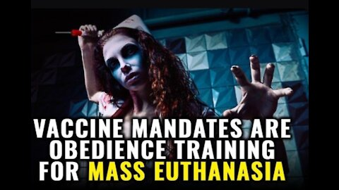 Euthanized, I Mean Immunized - News Anchor Slip