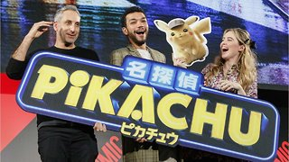 'Detective Pikachu' Gets Official PG Rating