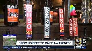 Breweries join together to raise awareness of suicide prevention