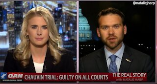 The Real Story - OANN Chauvin Verdict with Jack Posobiec