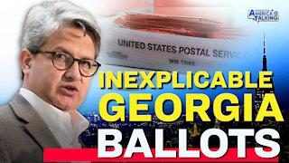 Inexplicable Georgia Ballots; Oregon Counties Seek to Join Idaho   America Is Talking