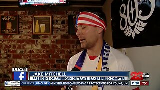 World Cup watch party at Bootleggers