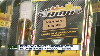 Vape recalls spark concern over testing consistency from local dispensary owner