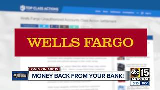 Lawsuit settlements with major banks could bring you some money