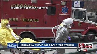 Nebraska Medicine Ebola treatment