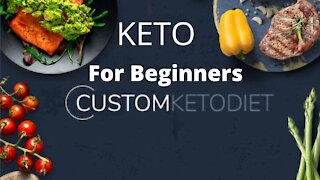 Keto Diet For Beginners with meal plans