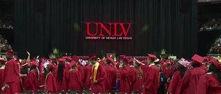 UNLV commencement postponed