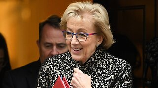 Andrea Leadsom resigns from Theresa May's government