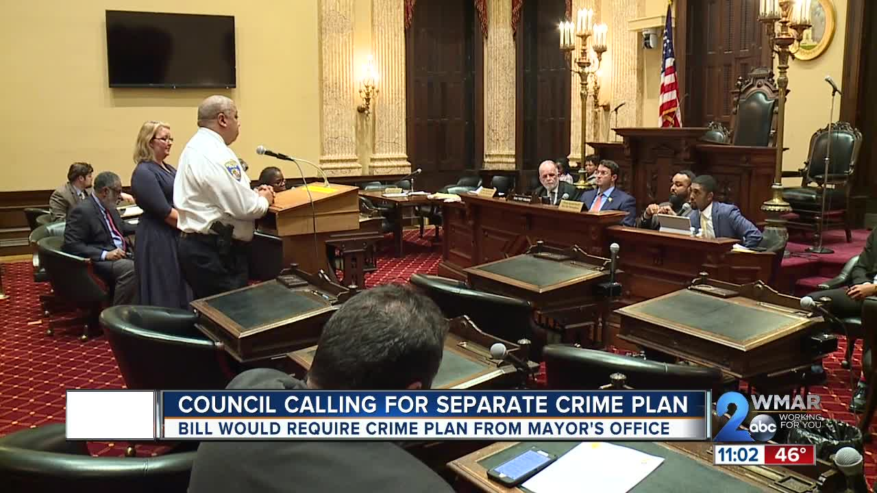 Council calling on Mayor to create separate crime plan