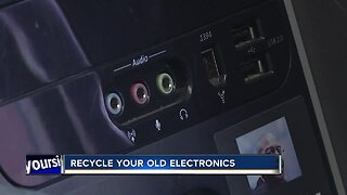 E-waste: where and why you should recycle your old electronics