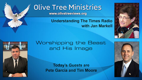 Worshipping the Beast and His Image – Pete Garcia and Tim Moore
