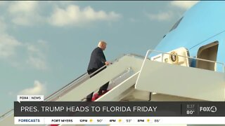 President Trump to visit Florida