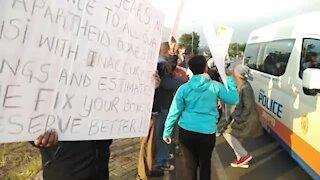 WATCH: Slow start to Soweto shutdown (jSZ)