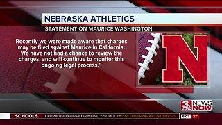 Maurice Washington facing legal issues