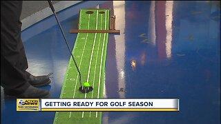 Getting Ready For Golf Season
