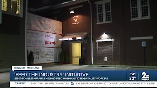 Restaurant Relief Fund paying local restaurants to make meals for employees