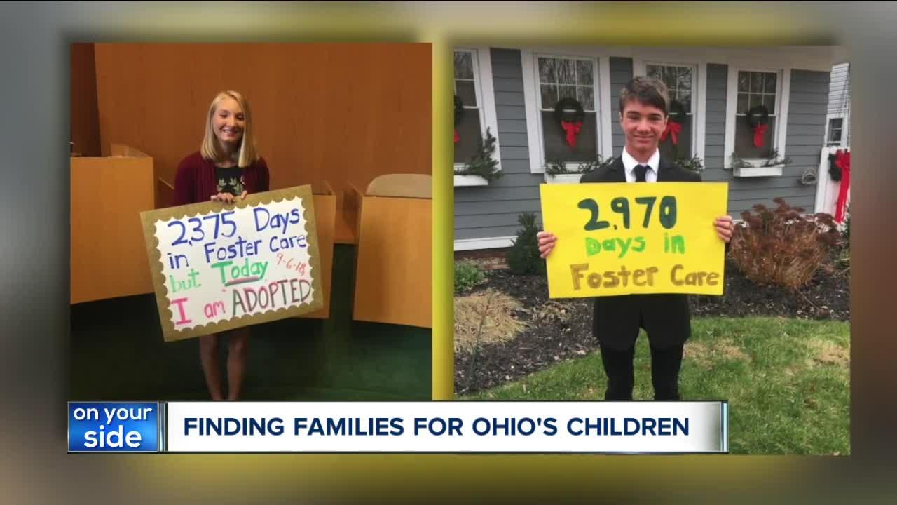 Ohio-based national nonprofit hits adoption milestone