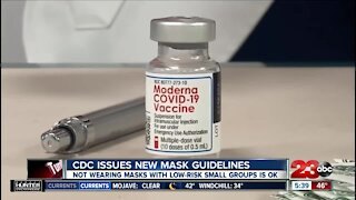 Adventist Health Dr. Dario discusses new CDC mask guidelines
