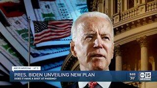 President Biden unveiling new plan for America