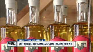 Celebrating the holidays with a special Polish spirit made in Buffalo