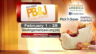 The Peanut Butter & Jelly Challenge Continues!