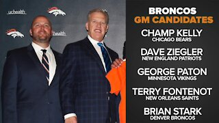 These 5 Broncos GM candidates could replace John Elway
