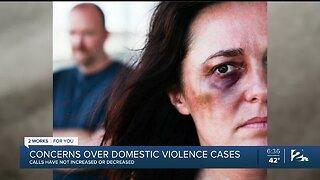 Domestic violence cases in Tulsa