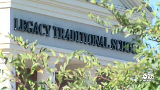 Teachers from Legacy Traditional Schools plan walkout