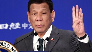 Philippines' Duterte: I cured myself of being gay