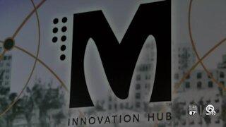 Entrepreneurs and innovators hard at work