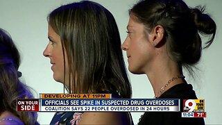 Heroin Coalition issues health alert for overdose spike