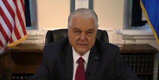Gov. Sisolak calls for economic changes in Nevada post-pandemic