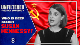 Who Is Deep Stater Susan Hennessy?