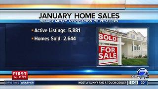January housing report show tight housing market in Denver