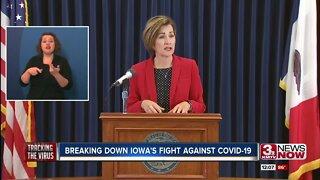 Breaking Down Iowa's Fight Against COVID-19