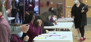 Faith Lutheran middle school students help 23 non-profits