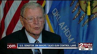 Senator Inhofe speaks about 'Red Flag' laws