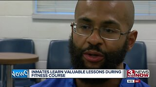 Inmates learn valuable lessons during fitness course