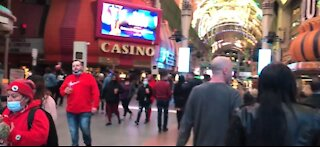Nevada Governor: Large gatherings 'irresponsible' for New Years Eve