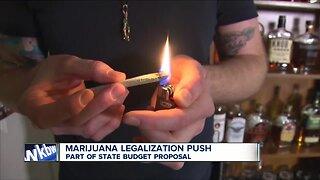 Recreational marijuana included in NYS budget