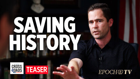 Teaser: Why A Nation Should Guard Its Founding Stories—Interview With Dustin Bass
