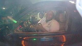 Surveillance video shows gunman try to rob woman at drive-thru ATM