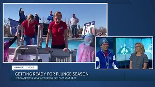 Preview of Special Olympics Colorado Polar Plunge